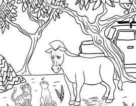 Nro 7 kilpailuun Illustration for kids story book käyttäjältä FBCreativa