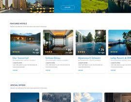 #25 cho Design for a WellnessHotels website (Just HOME) bởi shdt