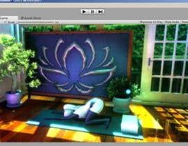 #2 untuk Need unity 3 d model of yoga studio and trainer animation of 30 yoga poses oleh qulashermit