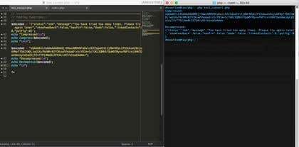 Image of                             Convert C# function to PHP