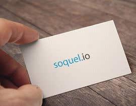 #179 untuk Logo for Soquel.io oleh designerliton