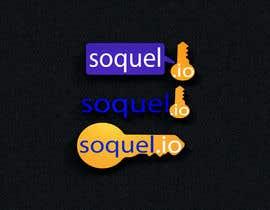 #554 untuk Logo for Soquel.io oleh mohammadmakhon21