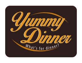 #28 untuk Design a Logo for Yummydinner.com oleh Gimbolo