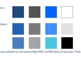 #11 for Develop a Corporate Identity (Colour Palate) by elviragomori