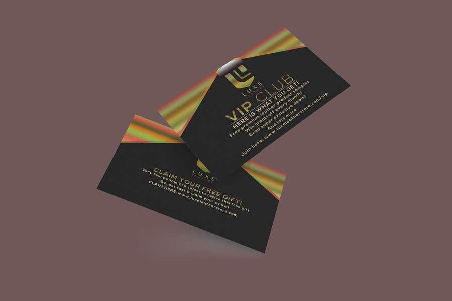 Entry #41 by Mahabuburrahman1 for Design some Business Card size ...