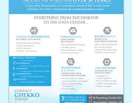 #65 per Design a one page sales brochure for Ghekko - a technology company da ssandaruwan84