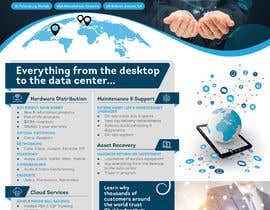 #47 per Design a one page sales brochure for Ghekko - a technology company da nishaUK