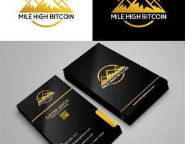 #6 для Design Business Cards for Bitcoin Company від imafridi