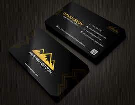 #66 для Design Business Cards for Bitcoin Company від imafridi