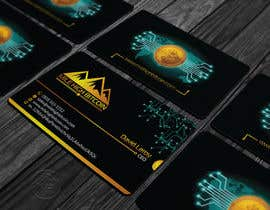 #84 для Design Business Cards for Bitcoin Company від kreativedhir