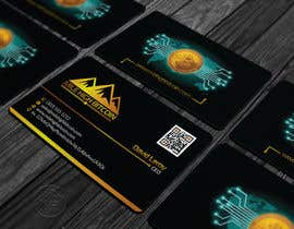 #128 для Design Business Cards for Bitcoin Company від kreativedhir