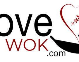 #29 для Design a logo for Lovewok.com от razediamond