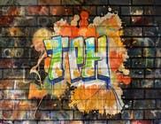 Graffiti Design for The Parts House için Graphic Design169 No.lu Yarışma Girdisi