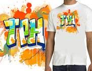 Graffiti Design for The Parts House için Graphic Design164 No.lu Yarışma Girdisi