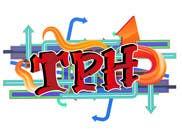 Graffiti Design for The Parts House için Graphic Design172 No.lu Yarışma Girdisi