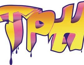 #10 para Graffiti Design for The Parts House por Aly01