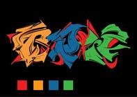Graffiti Design for The Parts House için Graphic Design26 No.lu Yarışma Girdisi