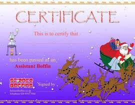#16 cho Christmas Certificates bởi gavrilitaserj