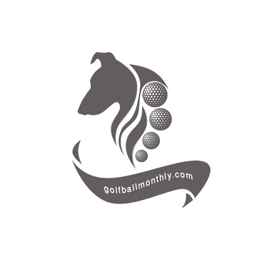 Konkurrenceindlæg #99 for Logo Design for golfballmonthly.com