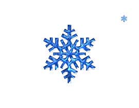 #2 for Design 3 snowflakes by mehfuz780