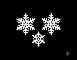 #4 for Design 3 snowflakes by mehfuz780