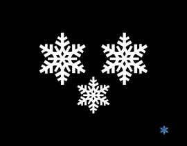 #4 für Design 3 snowflakes von mehfuz780