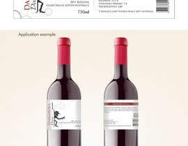 nº 2 pour Wine Label for Dangerous Dave par carlosoliveiras