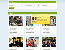 #45 para Website Design for AIM Overseas por tania06