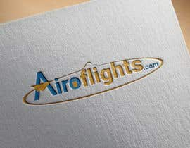 #251 for Design a Logo for Airoflights.com af shreyakanwar