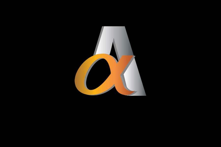 Contest Entry #                                        5                                      for                                         Alpha Logo design