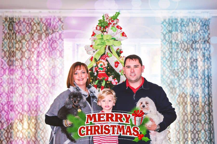 Contest Entry #10 for Create Square Christmas Design for FB profile pic.