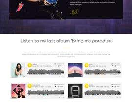 #2 for design a website for a musical artist by xclamatoryweb