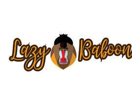 #10 for Lazy Baboon - Logo Contest by swapnashet