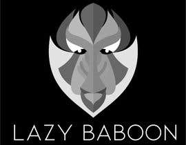 #110 for Lazy Baboon - Logo Contest by juanc74
