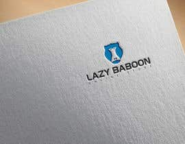 #128 for Lazy Baboon - Logo Contest by atmaruf