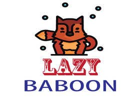 #131 for Lazy Baboon - Logo Contest by RazuAhmmed2433