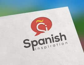 """#220 for improve a logo design or make a new one for a Spanish language school called """"Spanish inspiration"""" af syed9845390699"""