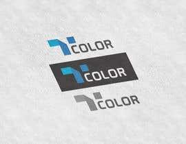 """#55 for design logo for printing company """"T COLOR"""" af markmael"""
