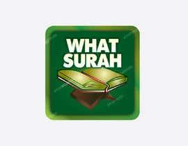 #31 cho I Need a Logo Designed For A mobile App Called What Surah bởi arirushstudio