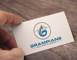 #219 for Plumbing Logo designed like the example ill upload with the mountains in background and a flame/drop symbol but am open to other ideas. Business name Grampians Gas and Plumbing. af Muktishah