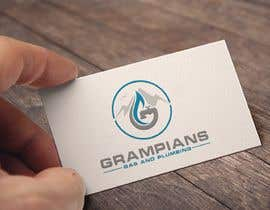 #220 for Plumbing Logo designed like the example ill upload with the mountains in background and a flame/drop symbol but am open to other ideas. Business name Grampians Gas and Plumbing. af Muktishah