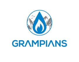 #118 for Plumbing Logo designed like the example ill upload with the mountains in background and a flame/drop symbol but am open to other ideas. Business name Grampians Gas and Plumbing. af Rocket02