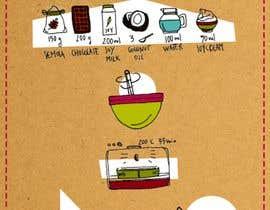 francescaprovero tarafından Illustrations for dessert baking cookbook (12 recipes) için no 10