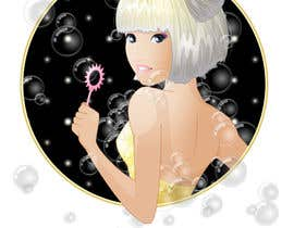 #38 for Lady Gaga Anime by igladkovac