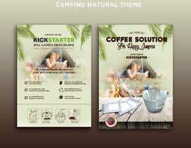 Nro 41 kilpailuun Flyer Design A6 for Kickstarter Campaign käyttäjältä ahmedabdelrahim1