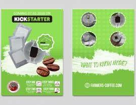 Nro 30 kilpailuun Flyer Design A6 for Kickstarter Campaign käyttäjältä Nanara