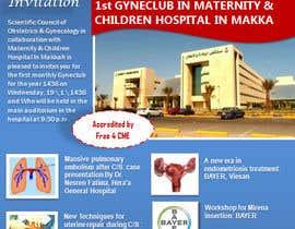 nº 7 pour Design a Brochure for 1st GyneClub In Maternity & children hospital in Makkah par Transcript007