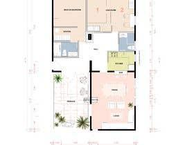 #67 untuk Design my countryside apartment oleh henrycaicedocai