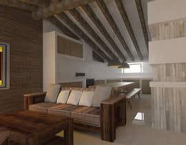 #70 untuk Design my countryside apartment oleh ARVANZ