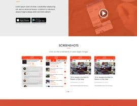 nº 2 pour Design and Build a Website for a News App par webidea12